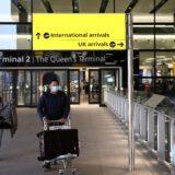 Costa Rica sale de lista roja del Reino Unido y permitirá ingreso de viajeros